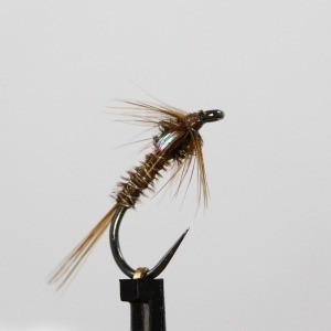 Standard Traffic Light Cheeks Cruncher Barbless Size 12