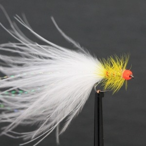 H/H Orange Mini Dancer Barbless