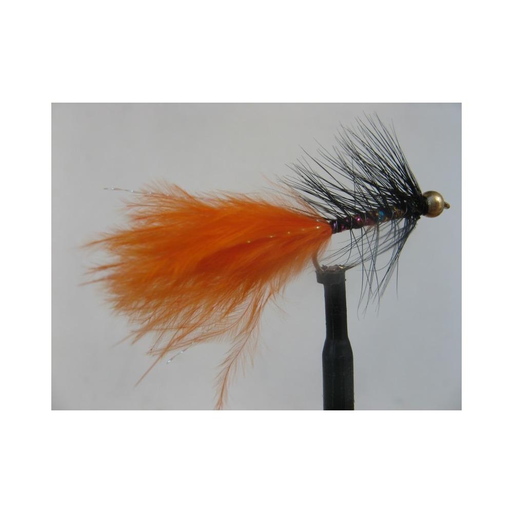 Dancer Black/Orange Size 10 L/S