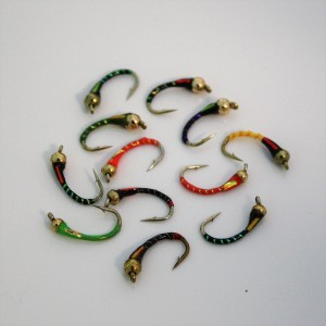 Wee Double Damsel Red Head Size 14