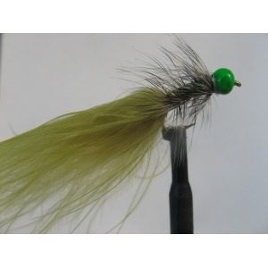 Dancer H/H Green Grizzle Olive Size 10