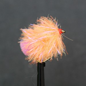 UV Salmon Fab Blob