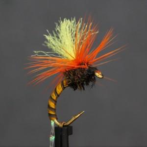 Orange and Amber Klinkhammer