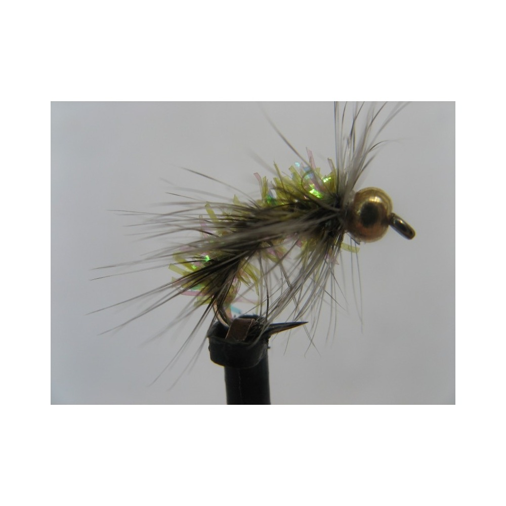 G/Head Grizzle Olive Size 10