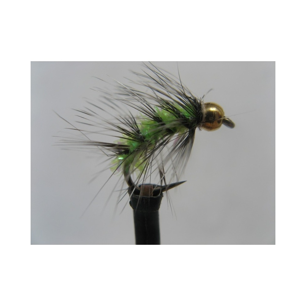 G/Head Grizzle Lime Size 10