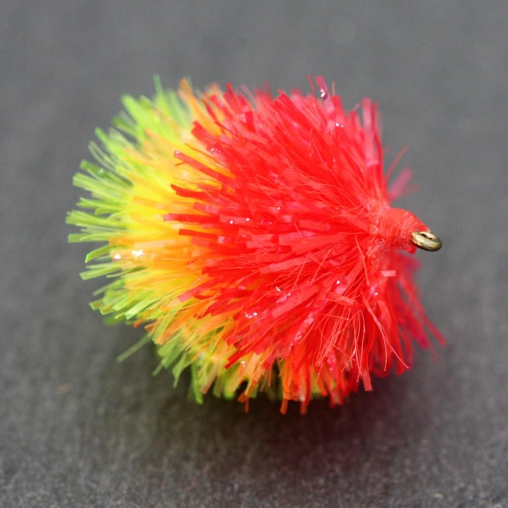 Red Orange Yellow Fab Blob