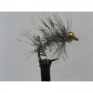 G/Head Grizzle Silver Size 10