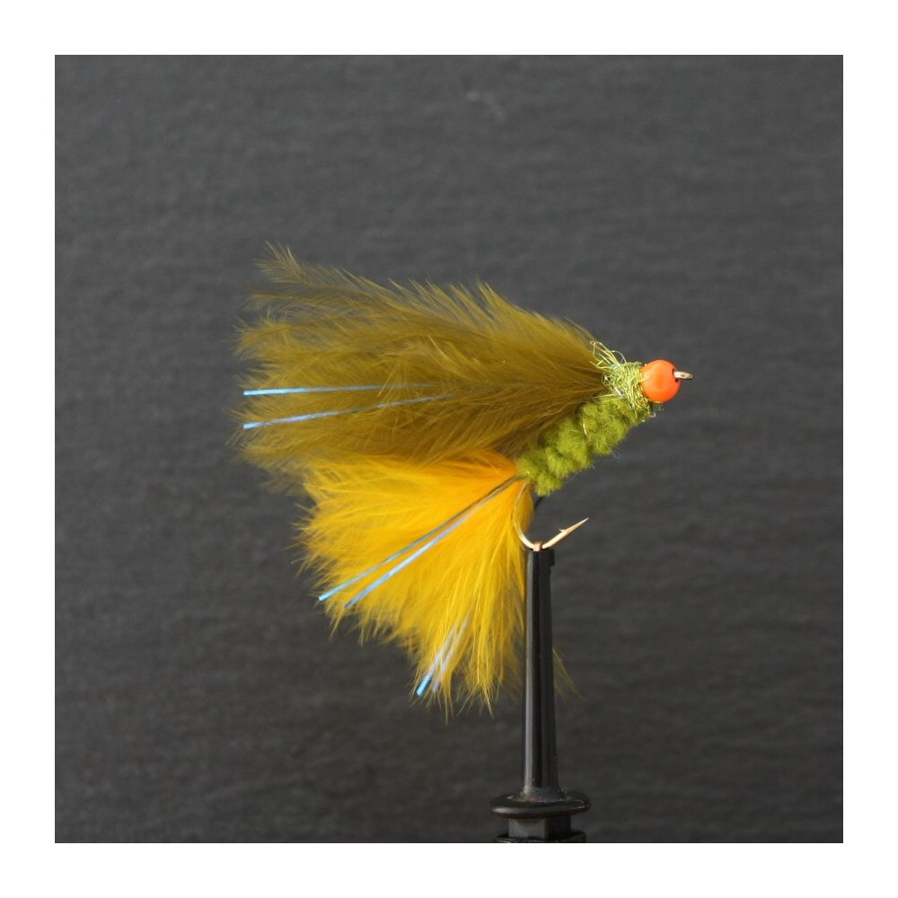 Hot Head Orange Dawsons Olive Hot Tail