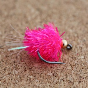 Pink Gold Head Blob
