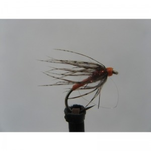 Spider Partridge & Orange Size 14