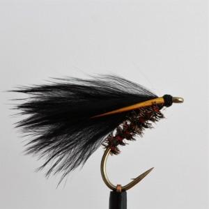 Hanak Cruncher Black Rutland Size 10