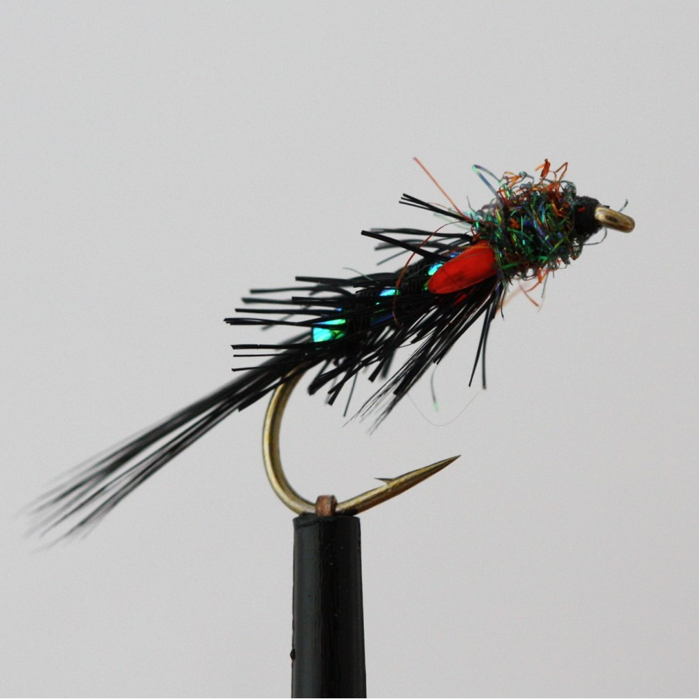 Pearly Pseudo Hackle Diawl Bach by...