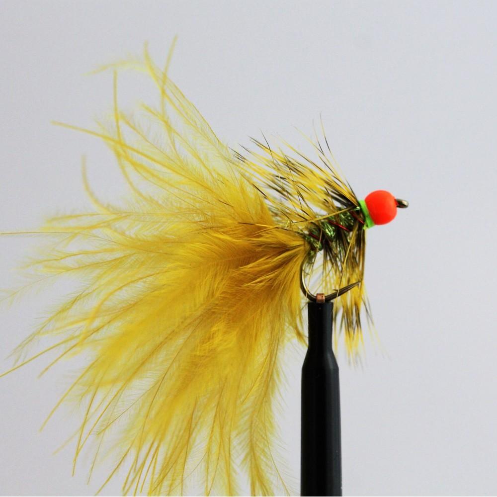 Red Head Damsel by Arthur Wilkie