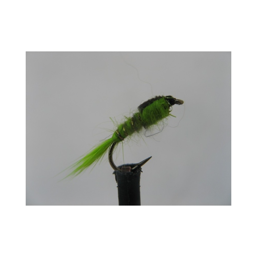 Hares Ear Lime Size 12