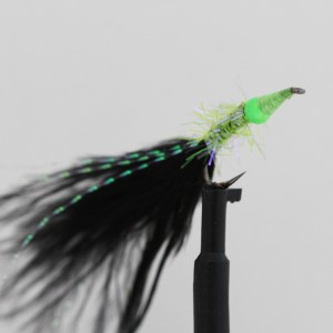 Ians Black Cat Nomad Barbless