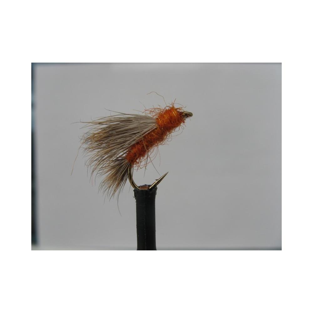 Sedgehog Orange Size 10