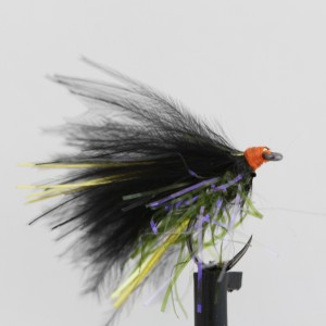 Dawsons olive Blob Hot Head Neon Fritz Lure Trout Fly Buzzer Lure Set Of 6