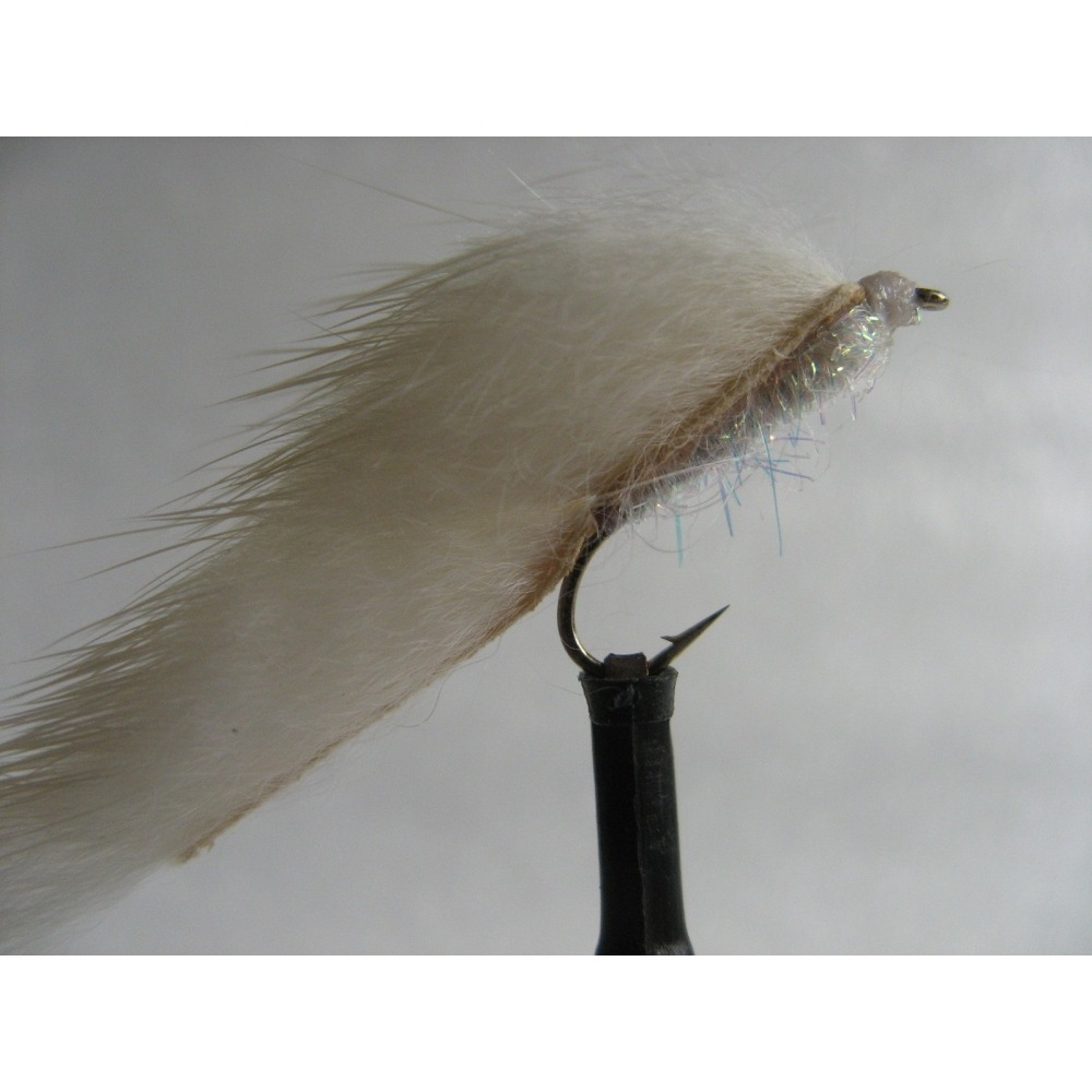 Minkie White Size 12 L/S