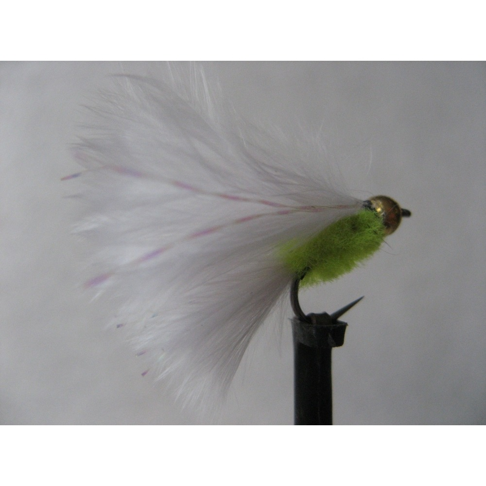 Barbless Goldhead Mini Cats Whisker Size 12