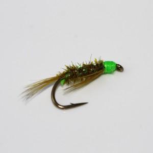Flexifloss Buzzer Brown/Silver