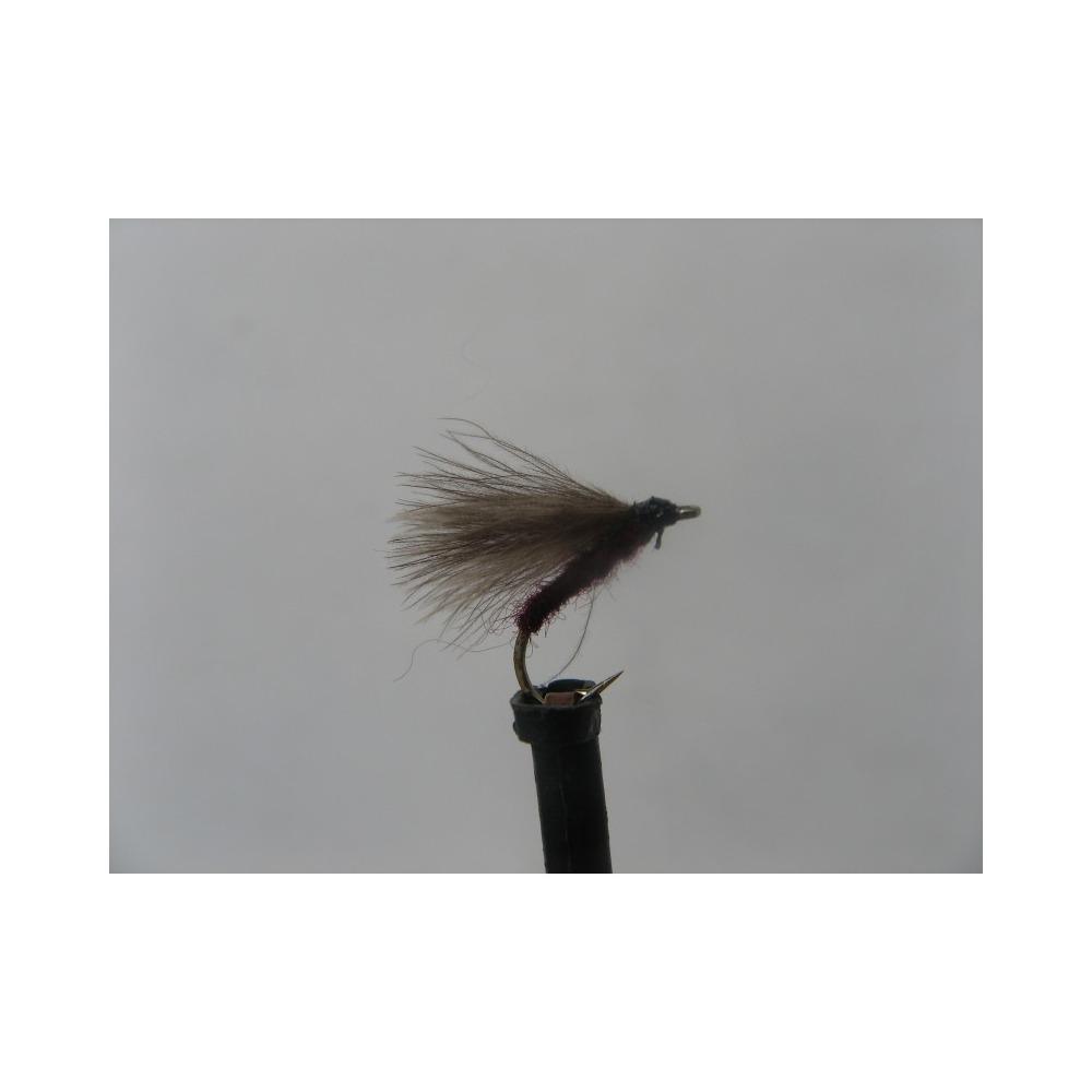 CDC F Fly Claret Size 14
