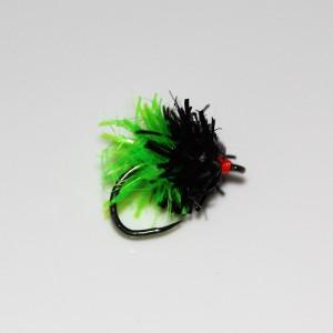 Black & Green Midget Gem...