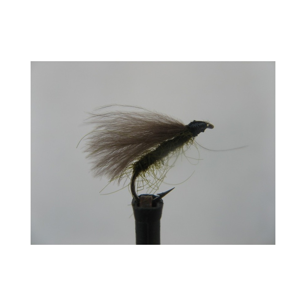 CDC F Fly Olive Size 14