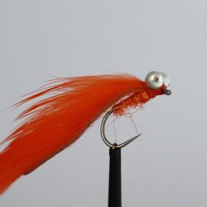Orange Zonker, Silver...