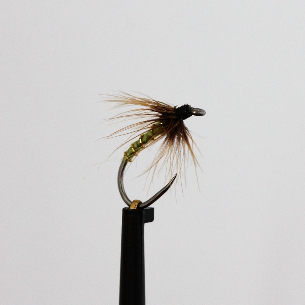 Greenwell Spider Wet Barbless