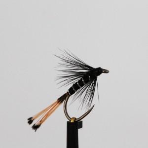 Black Pennel Wet Barbless