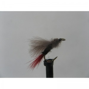 Sedge Dark Brown Horned