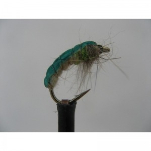 Sedge Deer Hair Irrisistable Size 12