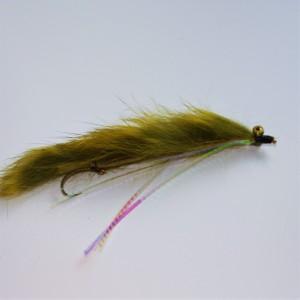 Yellow Mayfly size 10