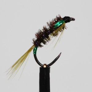 Clan Warrior Bumble Size 10