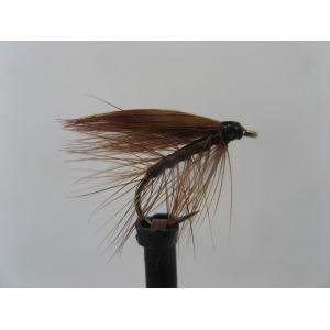 CDC Black Spinner Size 14
