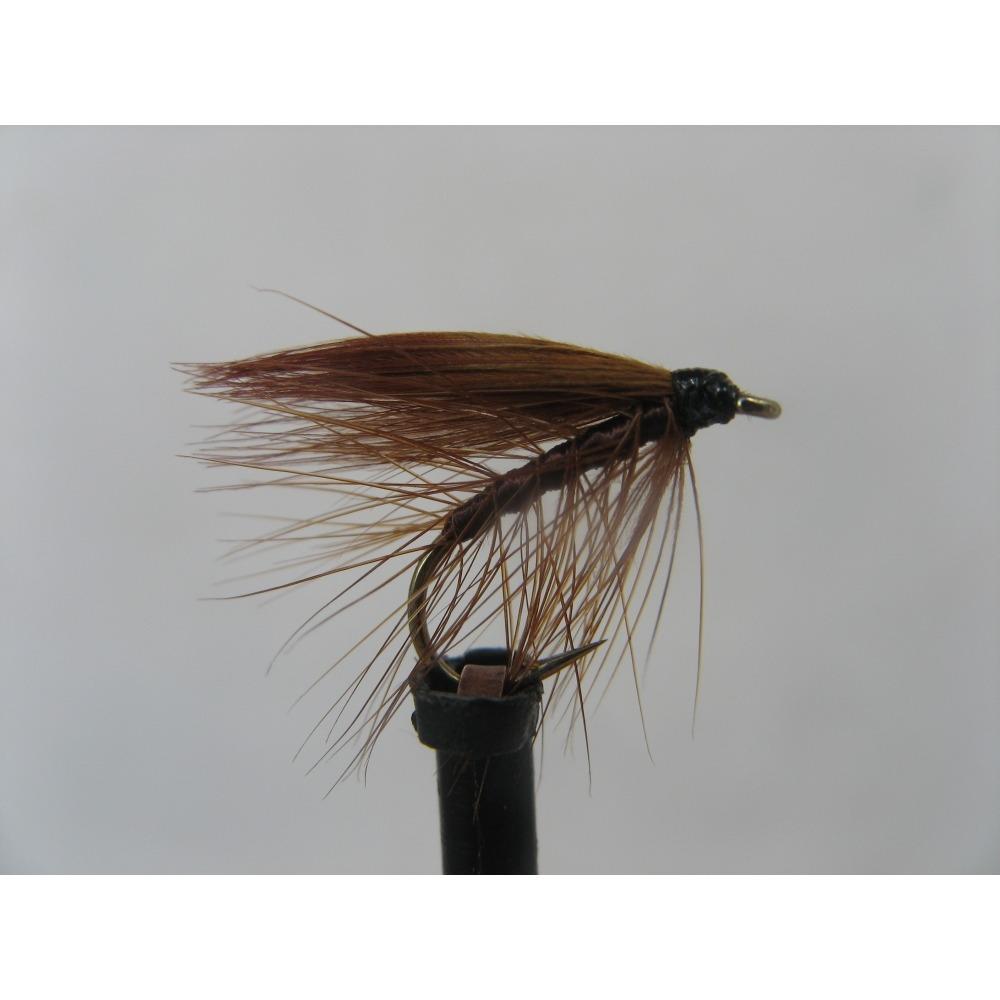 Wet Dark Mackrel Size 12