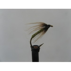 CDC Nymph Emerger Hares Ear Size 14