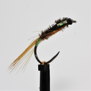 Fiery Brown Ethafoam Sedge Emerger size 14