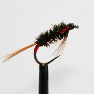 3D Red Diawl Bach Barbless