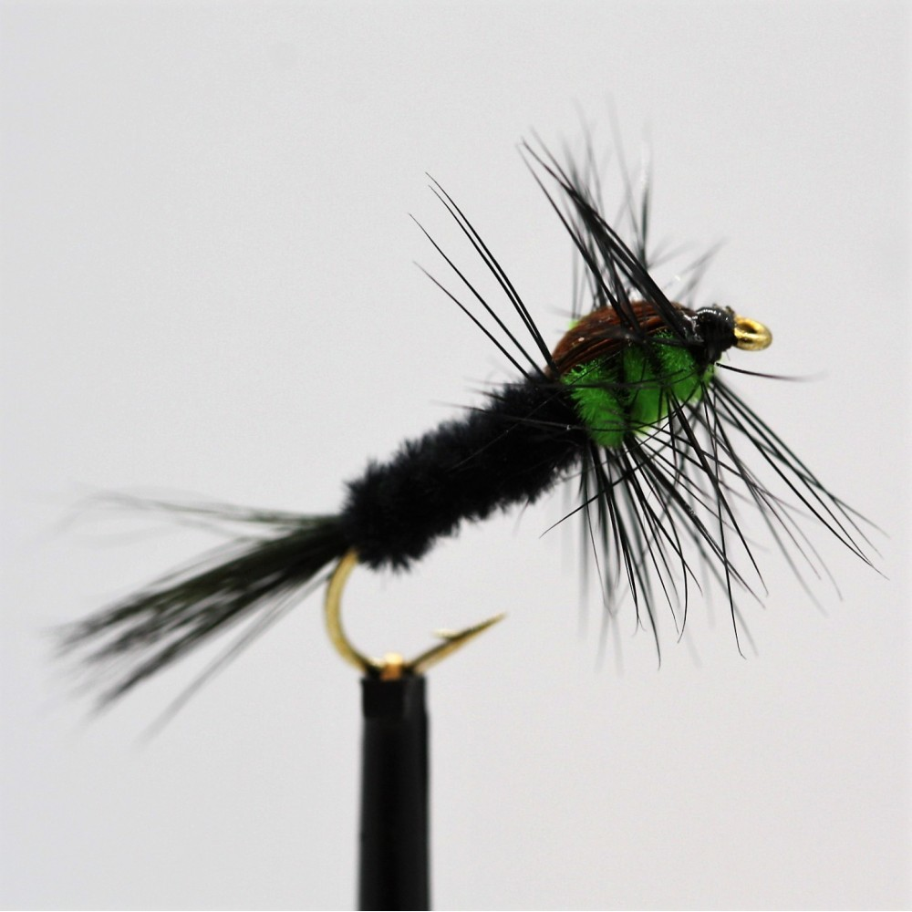 Fluo Green Weighted Montana