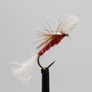 Big Red Dry Barbless