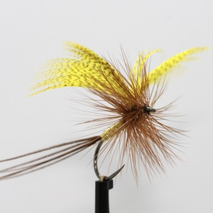 Yellow Drake Mayfly Barbless