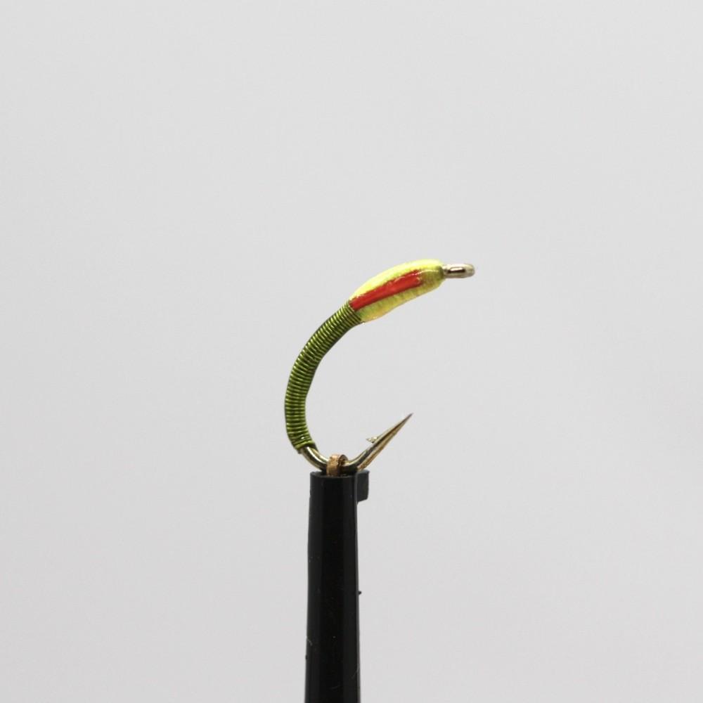 Chartreuse Flashback Wire Epoxy Buzzer