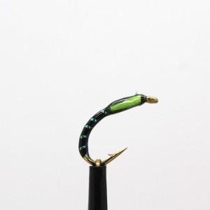 Black Green Cheeks Epoxy...
