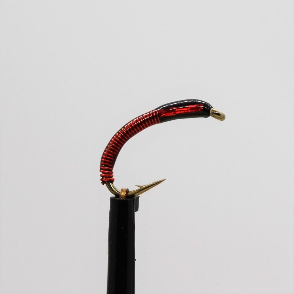 Red Wire Epoxy Buzzer