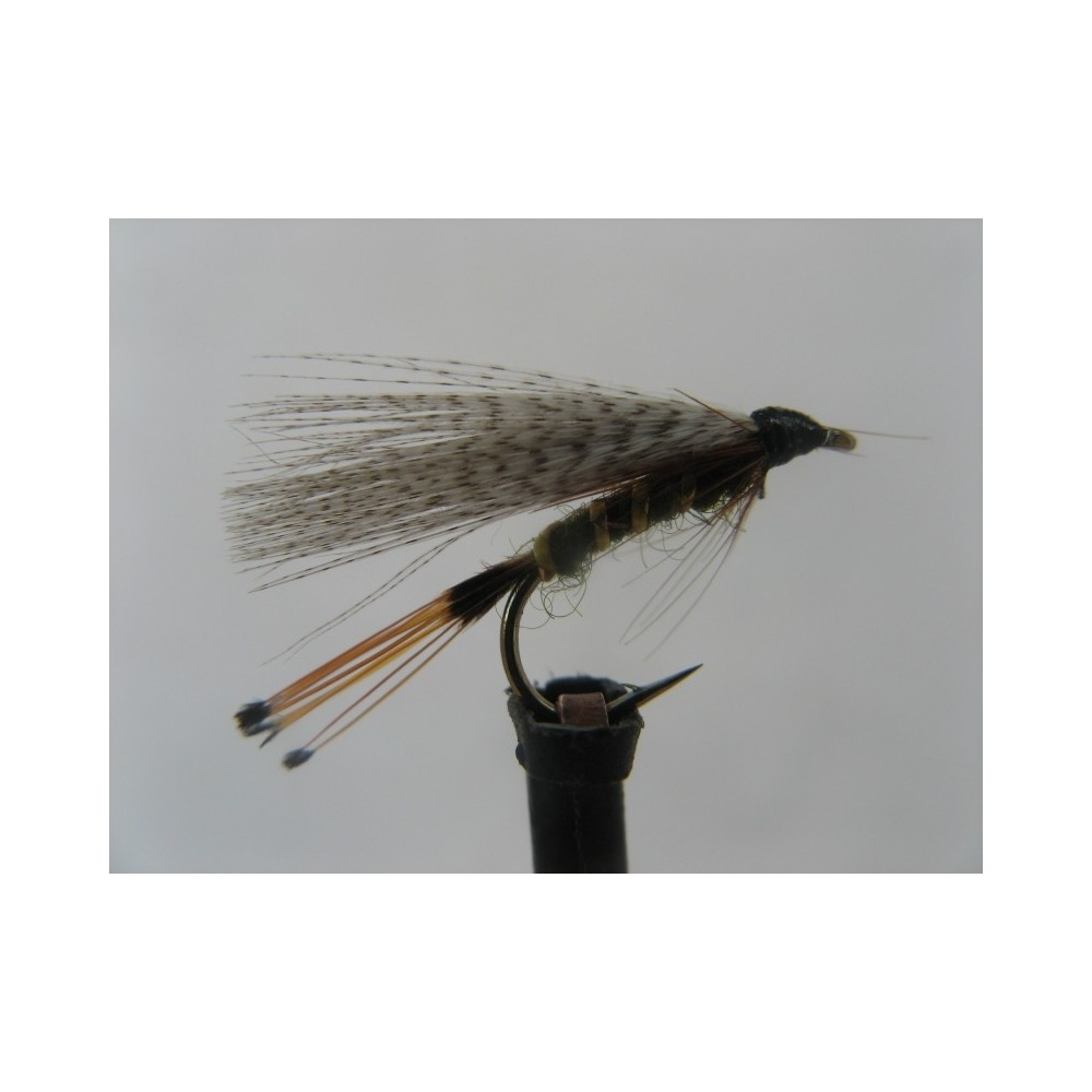 Wet Sooty Olive Size 12