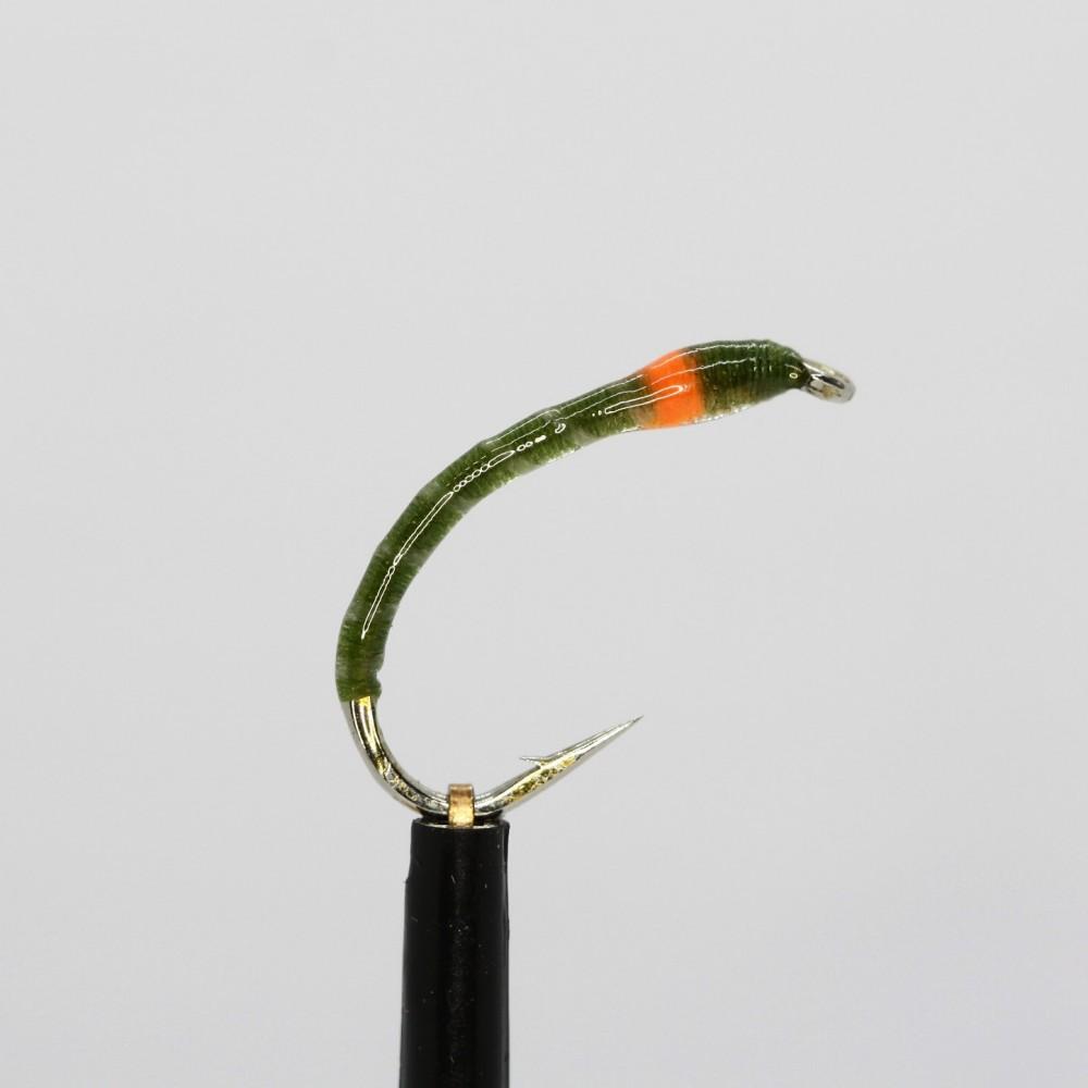 Olive Hotspot Fl Orange Flexifloss...