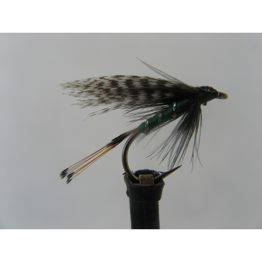 Wet Teal & Green Size 12