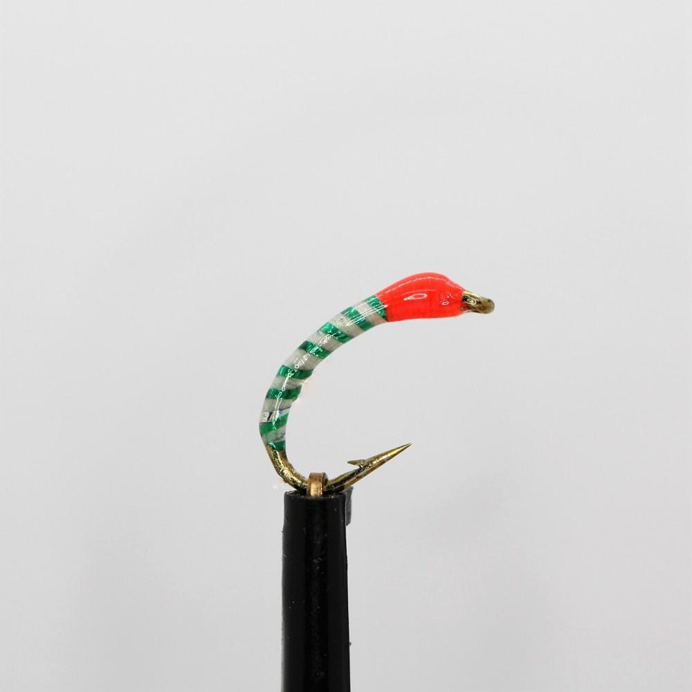 Mini Red Green Rib Okey Dokey