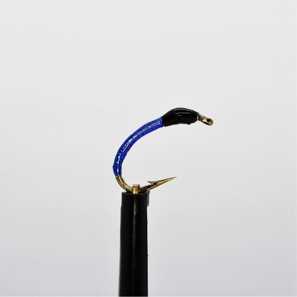 Black Holo Blue Pinhead Buzzer